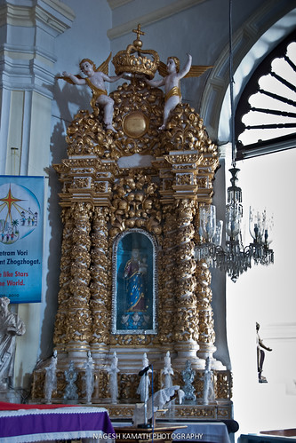Inside Our Lady of Immaculate Conception Church