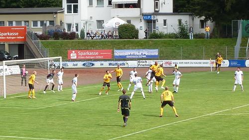SSVg Velbert - Fortuna Köln