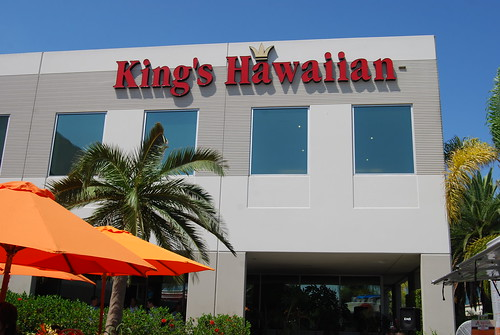 King's Hawaiian office