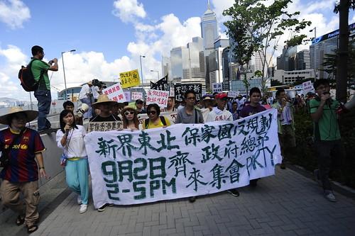 新界東北三區:反對東北規劃特刊 | 土地正義聯盟 | 香港獨立媒體網