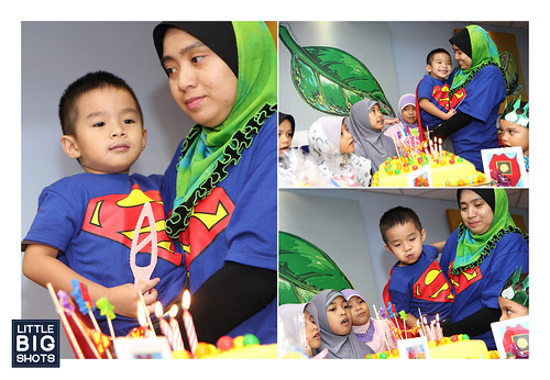 Happy 4th Birthday Nazih Irfan!