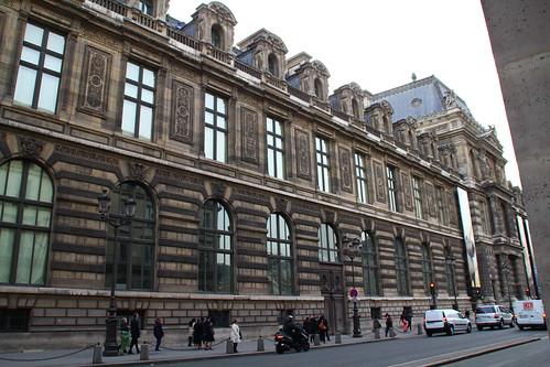 Louvre, Antiquaires