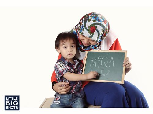 A Boy named Miqa