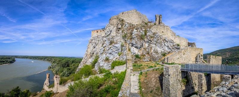 devin castle bratislava, guide devin castle, devin castle opening hours, what to visit in bratislava, city break bratislava