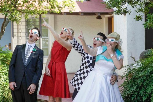 Bridal party - They're coming!!
