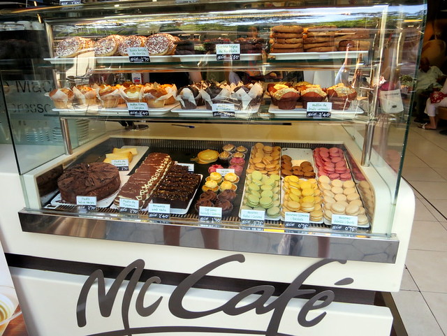 McCafe Barcelona