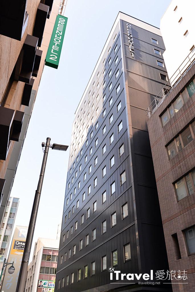 《福冈酒店推介》Hakata Green Hotel 博德绿色酒店1号馆:2015年全新开业,博德车站步行1分钟抵达