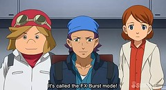 Gundam AGE 4 FX Episode 46 Space Fortress La Glamis Youtube Gundam PH (29)