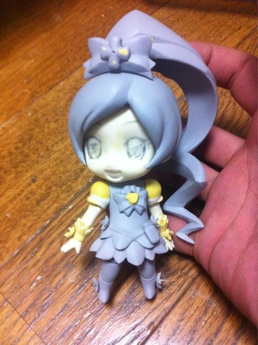 Prototype of Nendoroid Cure Blossom