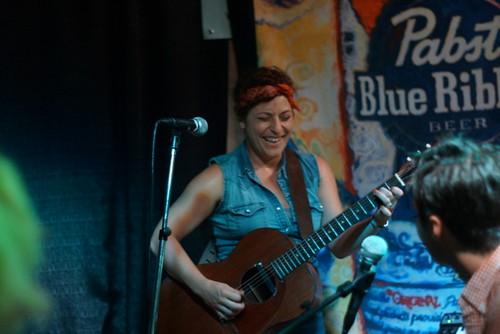 Shovels & Rope, Slim's, Hopscotch Hangover, Raleigh NC, 09/09/12