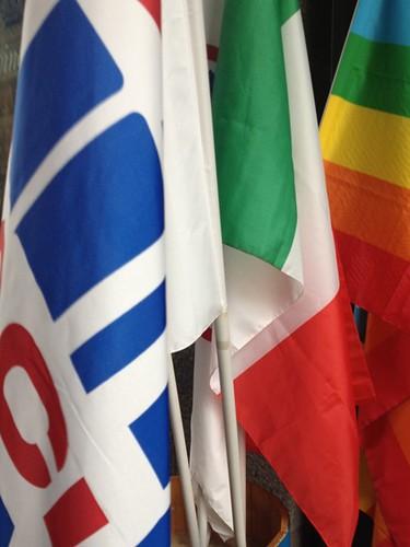 Acli, Italia, Pace
