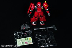 HCM MS-06R-2 Johnny Ridden's Zaku-II (144 scale) 1984 make (19)