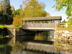 Bridge at Joes Pond
