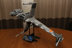 10227 B-wing Starfighter Review - 8