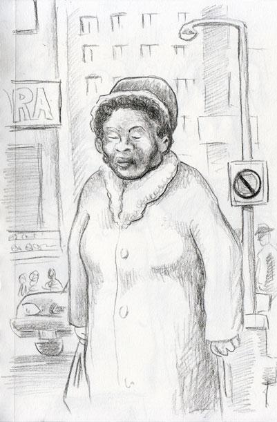 downtownlady