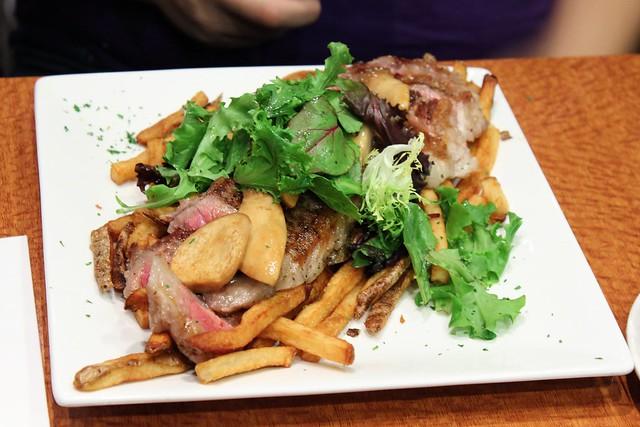 Steak & Fries!