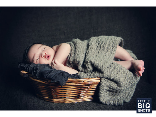 Introducing Kareem Qays | Newborn Portraiture