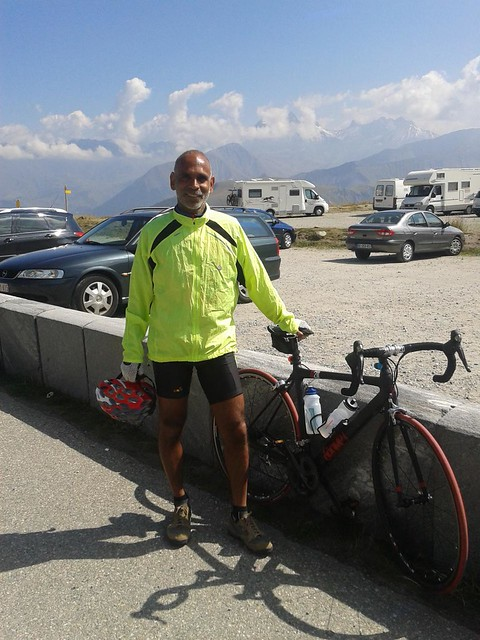 Col du Glandon Day 5