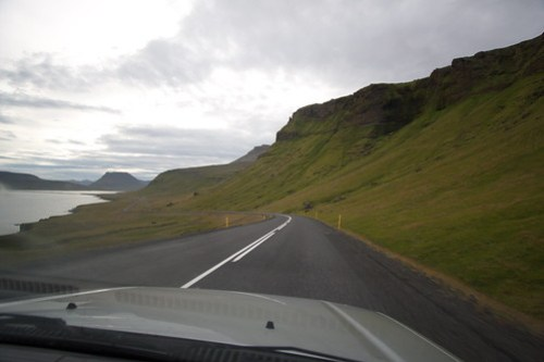 Getting to the Westfjords