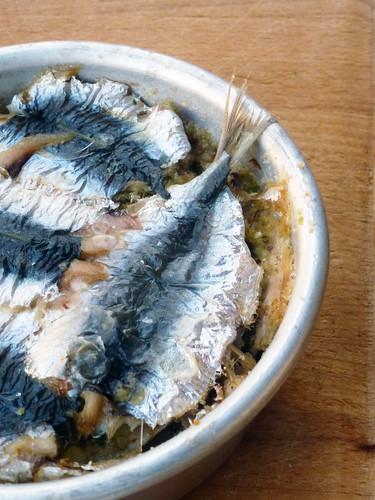 Sardine Cake - Tortino di Sardine
