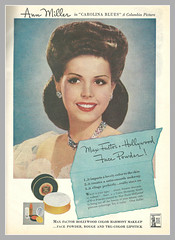 1944 ann miller for max factor