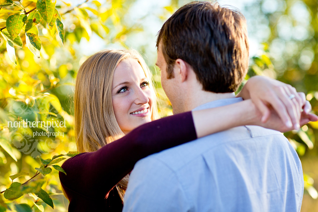 Prince George British Columbia Engagement Session