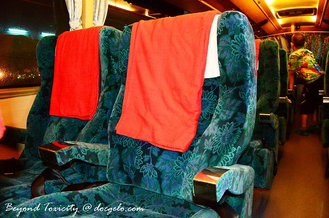 nice bus liner from penang to johor bahru