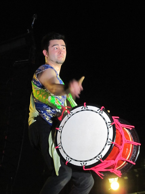 London Taiko Drummers
