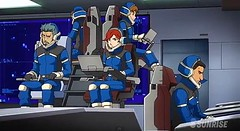 Gundam AGE 4 FX Episode 46 Space Fortress La Glamis Youtube Gundam PH (95)