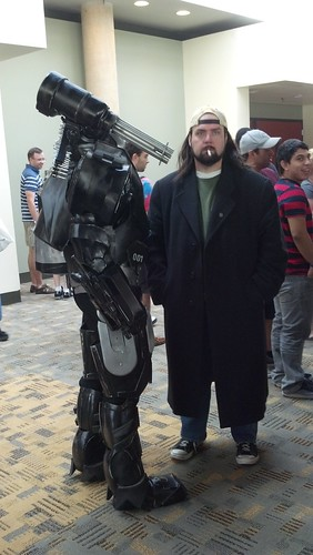 Is That Really Kevin Smith at the 2012 Baltimore Comic-Con?
