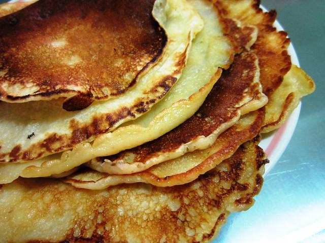 STP's pancakes