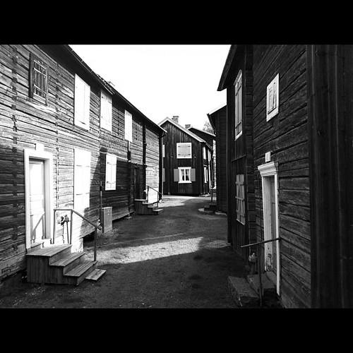 Öjebyn Kyrkstad