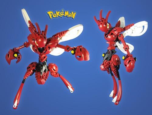 Commission: Pokemon Scizor