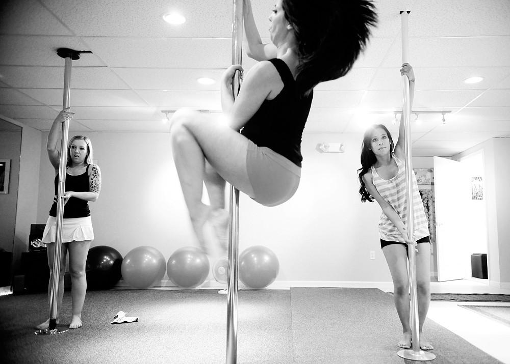 pole exercise class