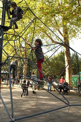 Climbing Web