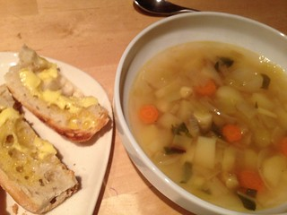 Jamie's Leek and Potato Soup – What's in Season