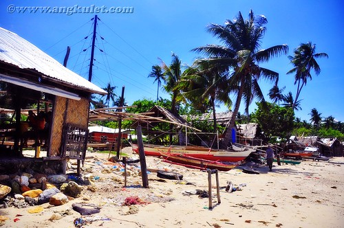 Panindigan Fisherman Village, San Vicente, Palawan