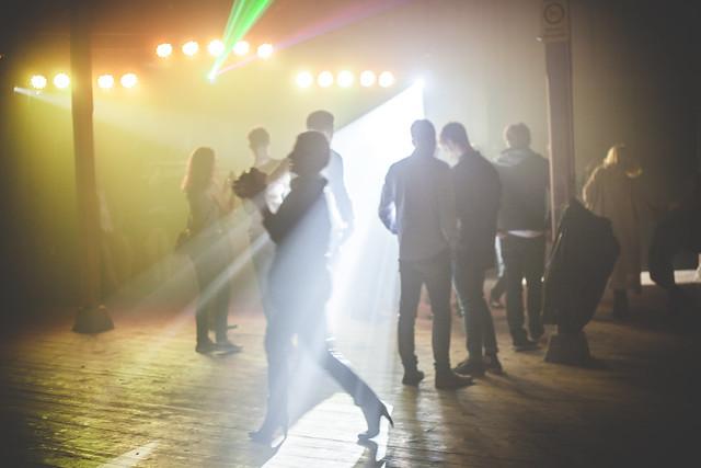 Mother on the dancefloor