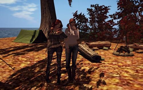 Katya & I - Autumnnnnn