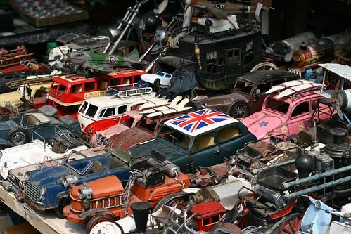 Cars - Antique market, Shanghai