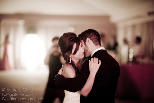 Baile nupcial - Edward Olive fotografo para bodas, primer baile de los novios first dance in wedding by Edward Olive Fotografo de boda Madrid Barcelona