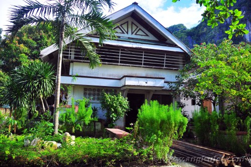 El Nido Foundation, El Nido, Palawan (2012)