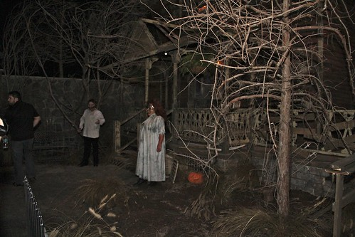 Inside The 'Dead End' Haunted House As Universal Puts A Spooky