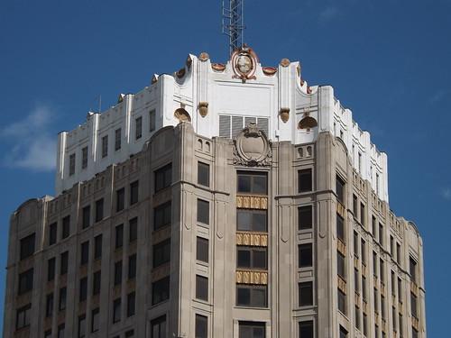 Water Board Building Upper Floors--Detroit MI