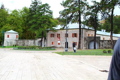 Monastery in Cetinje