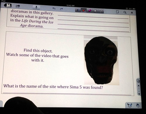 The iPad PDF