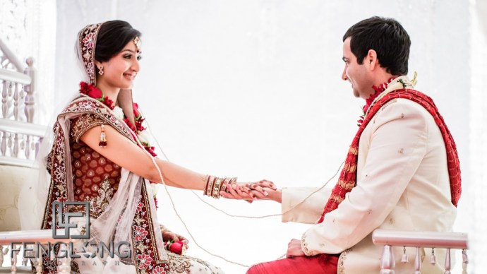 Reesha & Neil's Hindu Wedding | W Hotel Midtown | Atlanta Indian Wedding Photographer