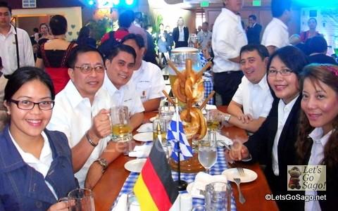San Miguel Beer Team