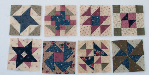 Blocks for Forget Me Not
