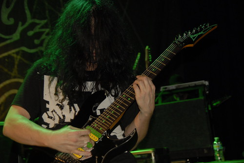 Trey Azagthoth of Morbid Angel